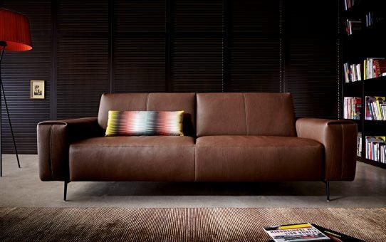 最高品質の皮革をソファーに。Koinor(コイノール)の特長