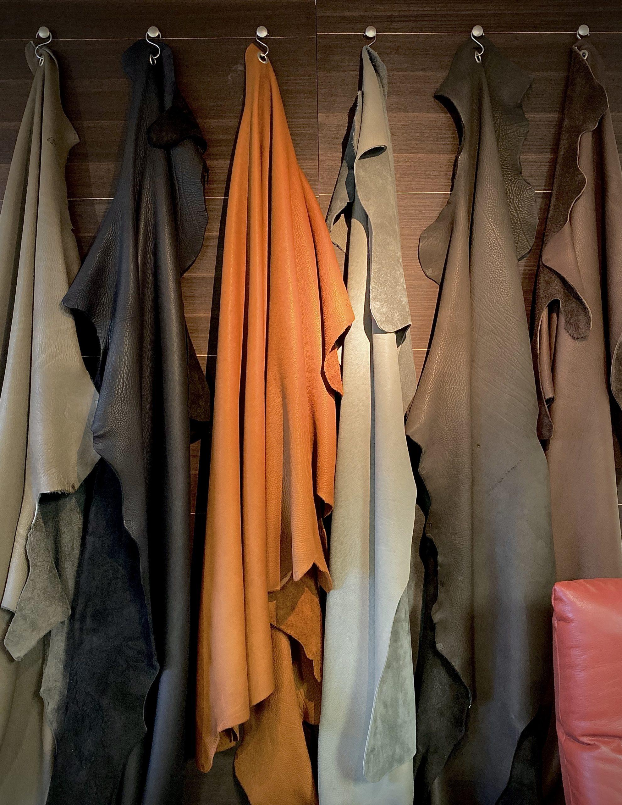 BULL種「ナトゥルレザー」年間2000頭からしか取れない希少な皮革
